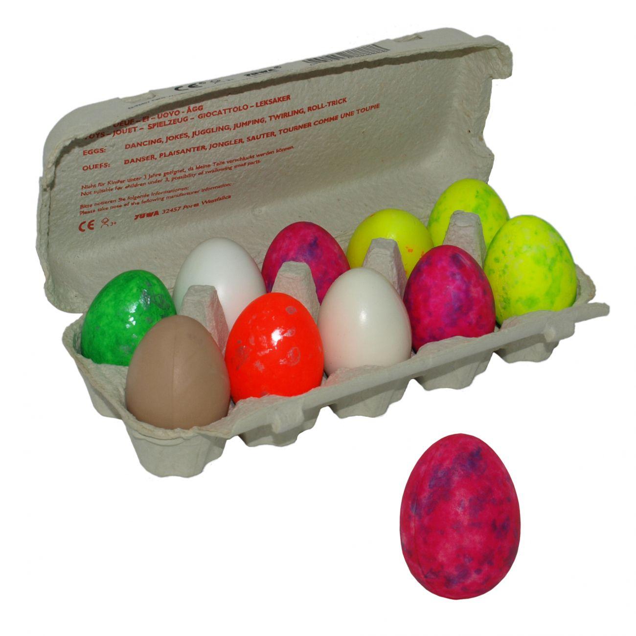 Žogica v obliki jajca