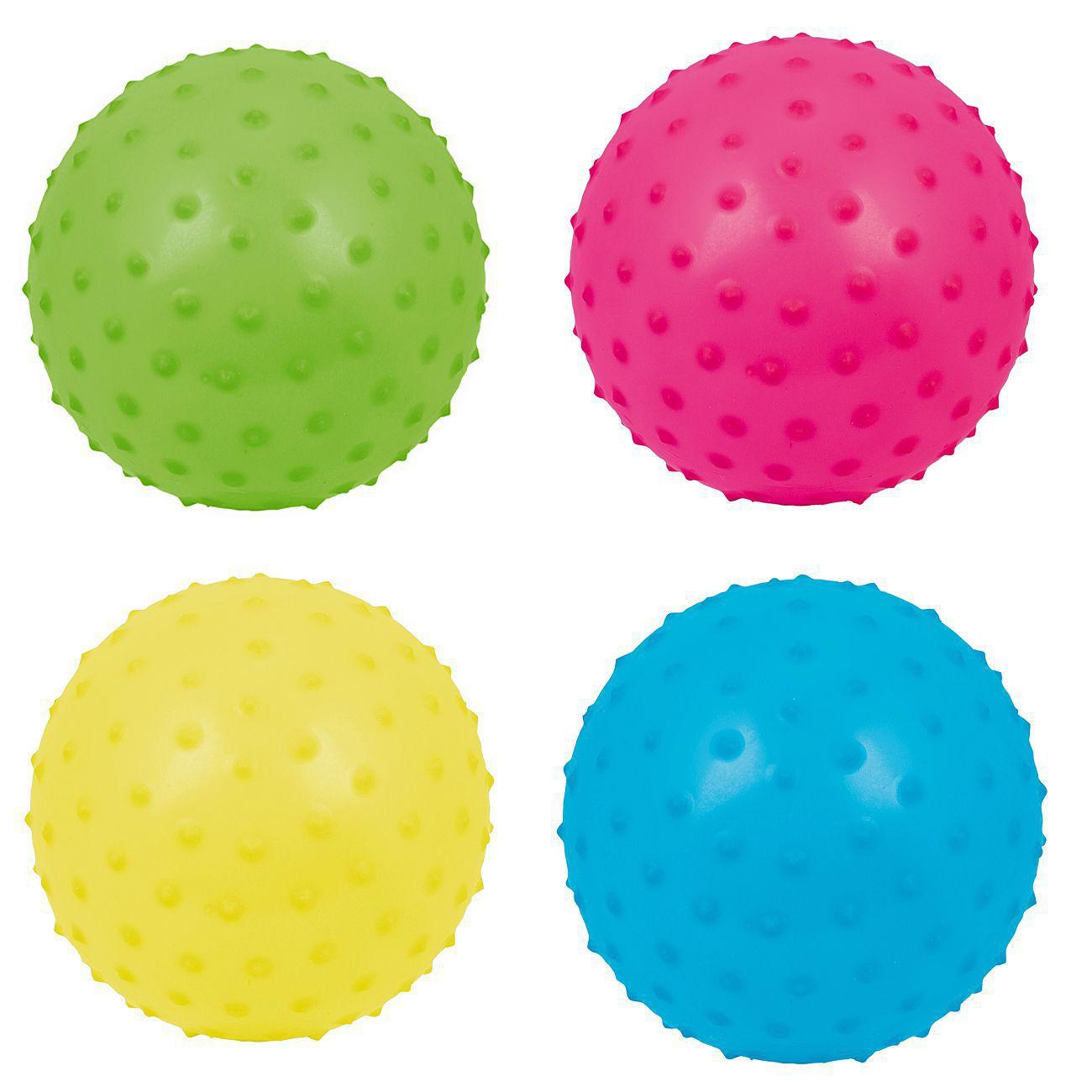 Žoga  Knobby 13 cm