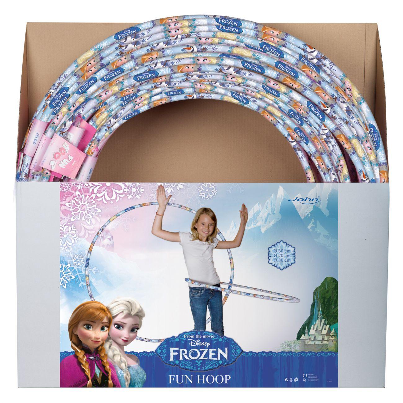 Hula-hop Frozen 60,70,80 cm