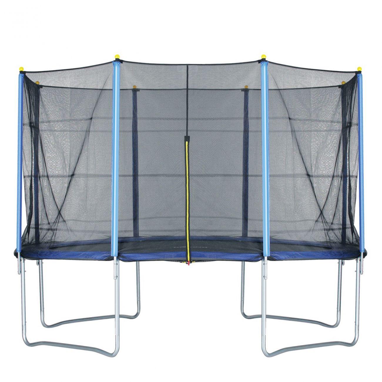 Trampolin+mreža set, 396 cm