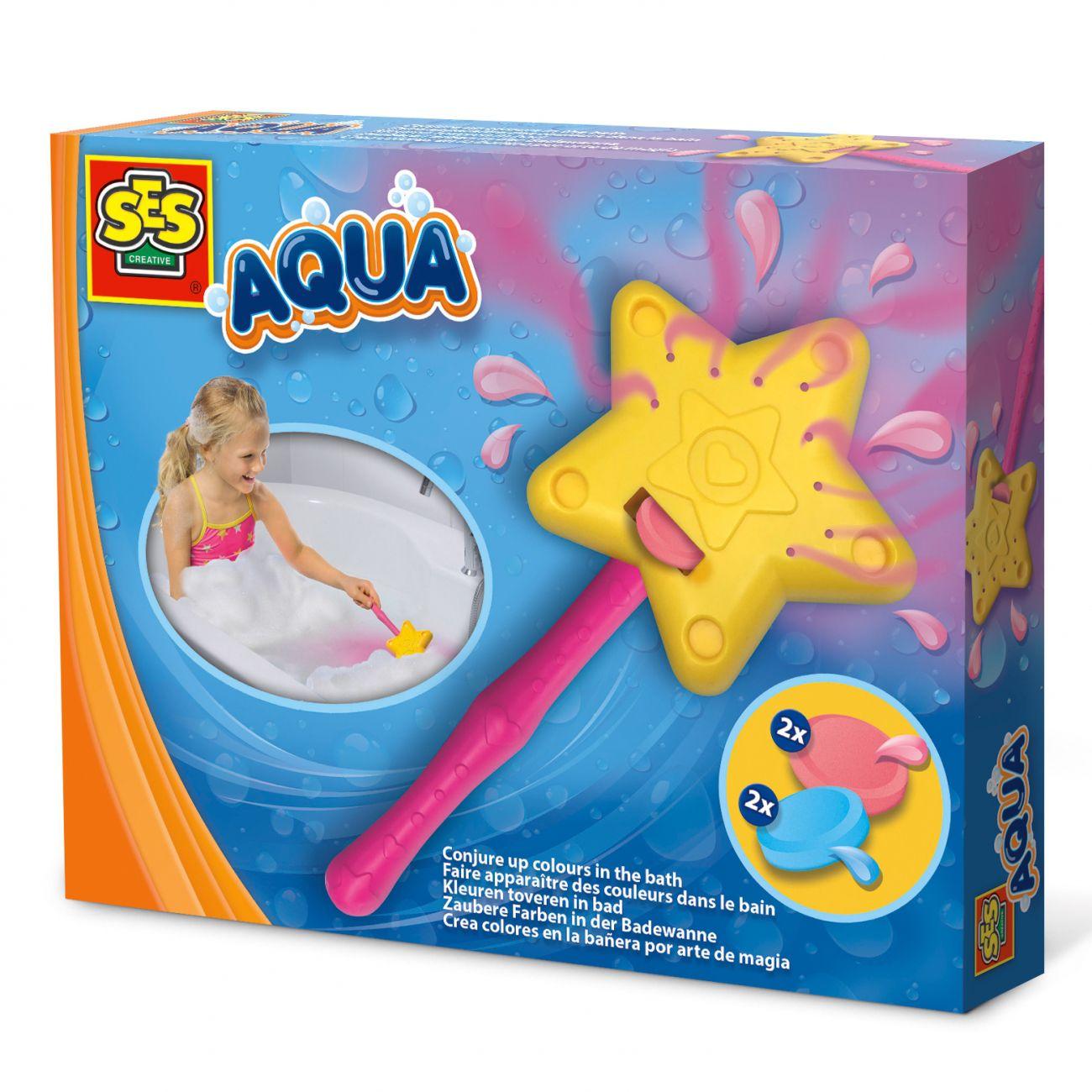 Set barv za otroško kopel