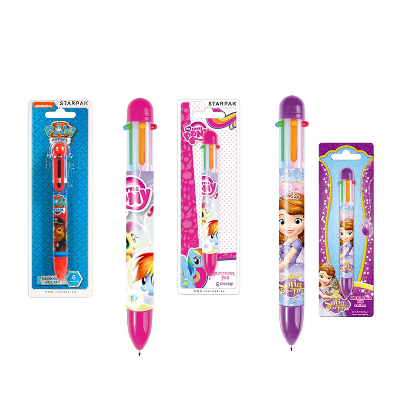 Multicolor kemični svinčnik