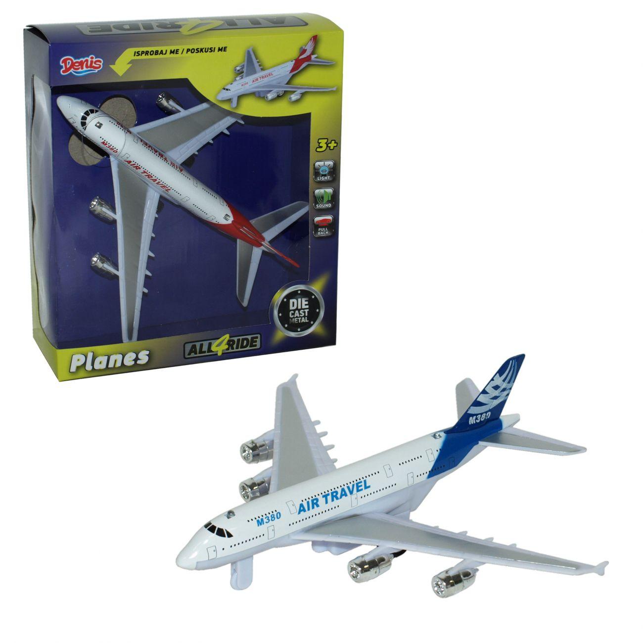 Letalo potniško na poteg 2 so