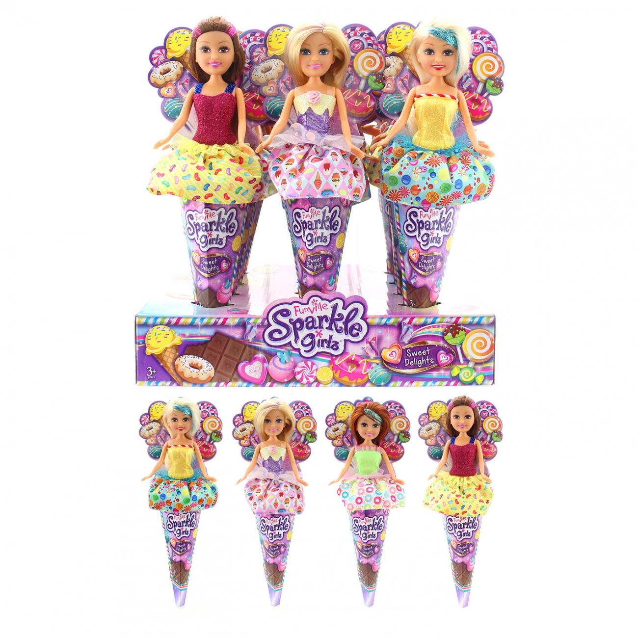 Sparkle Girlz Sweetyz 27cm