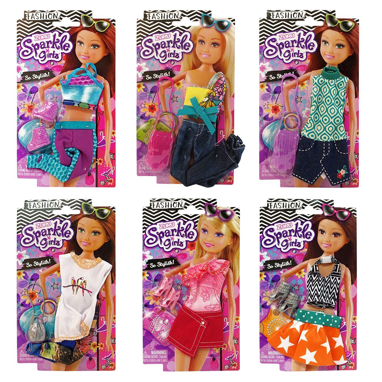 Oblekice Sparkle Girlz