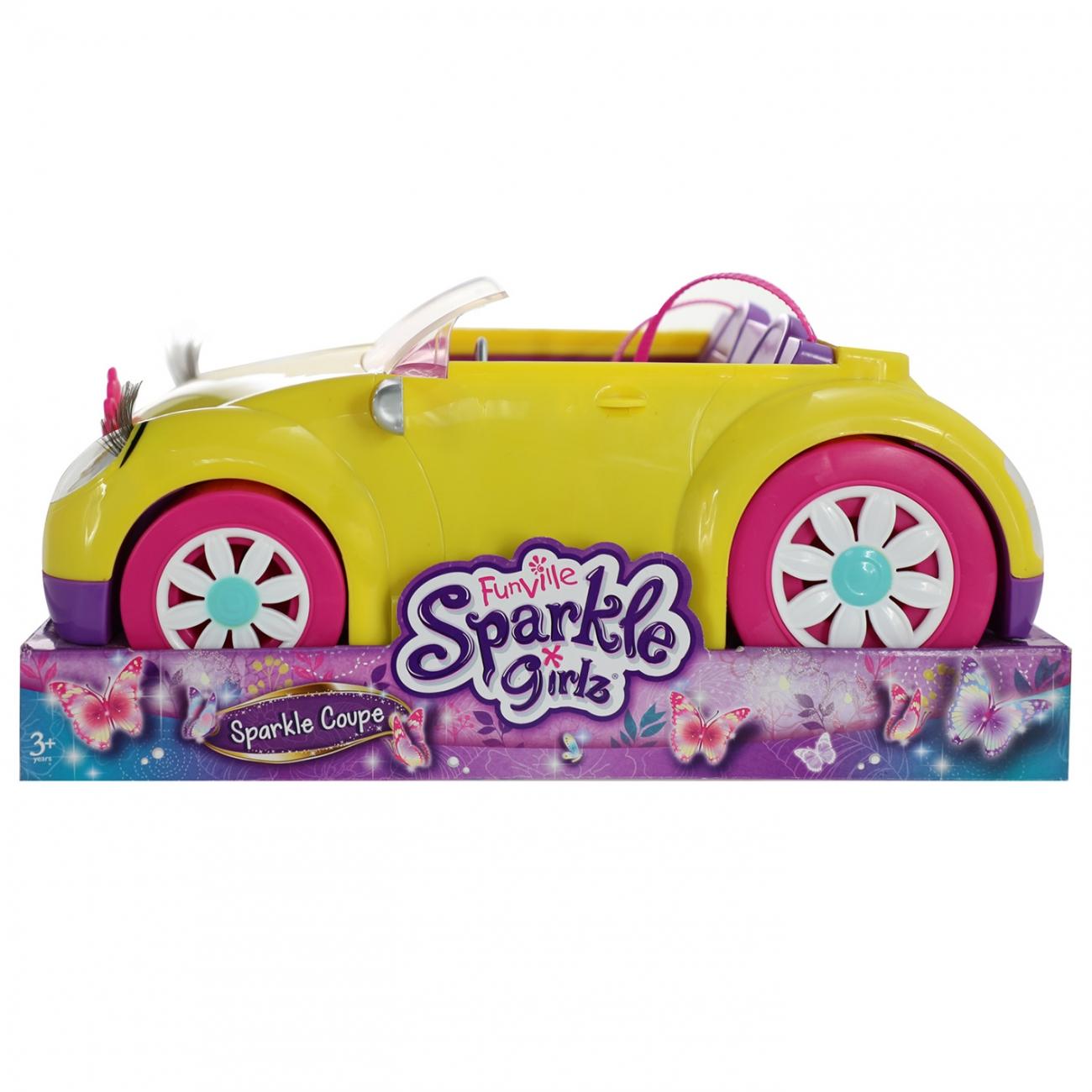 Sparkle Girlz avto