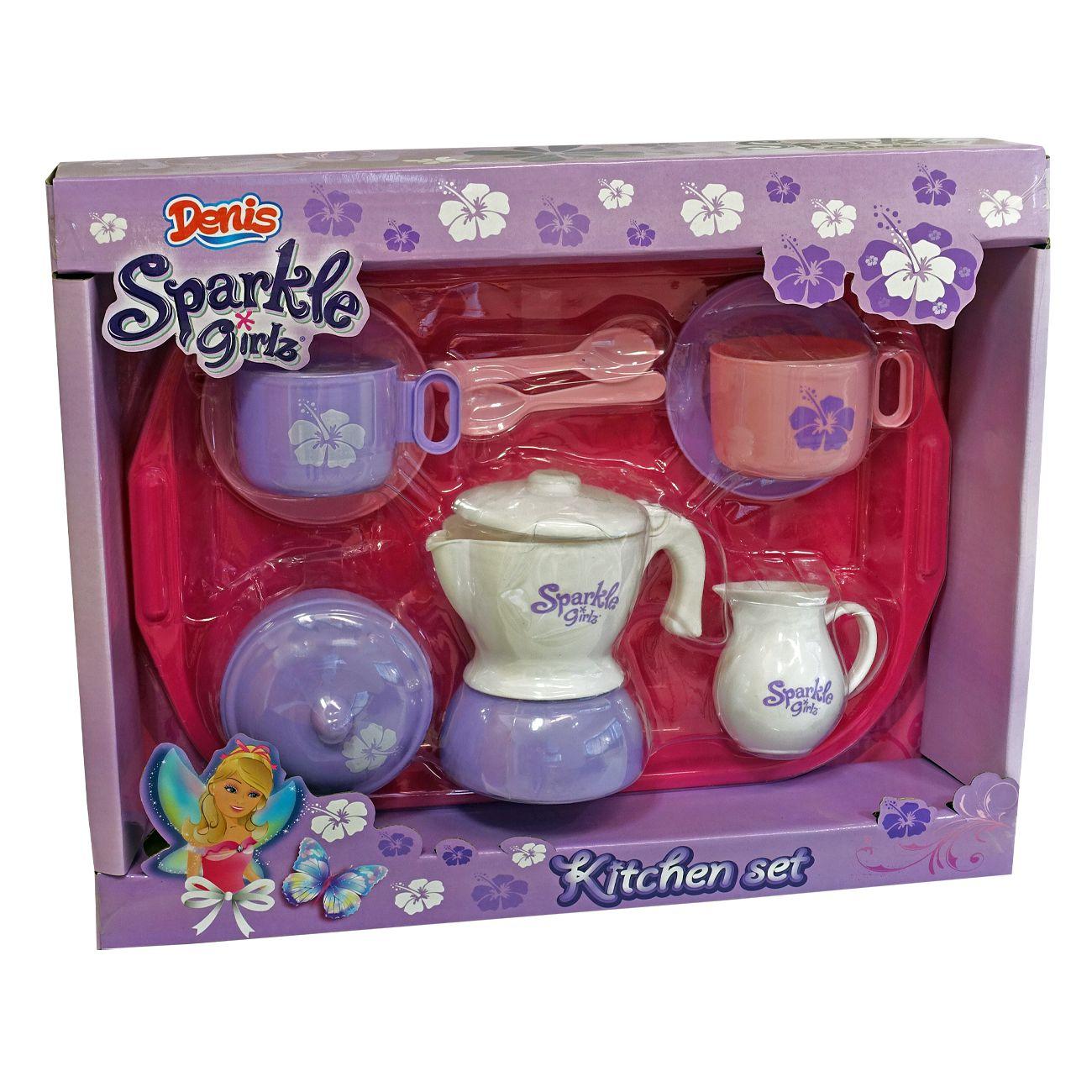 Set za čaj Sparkle Girlz
