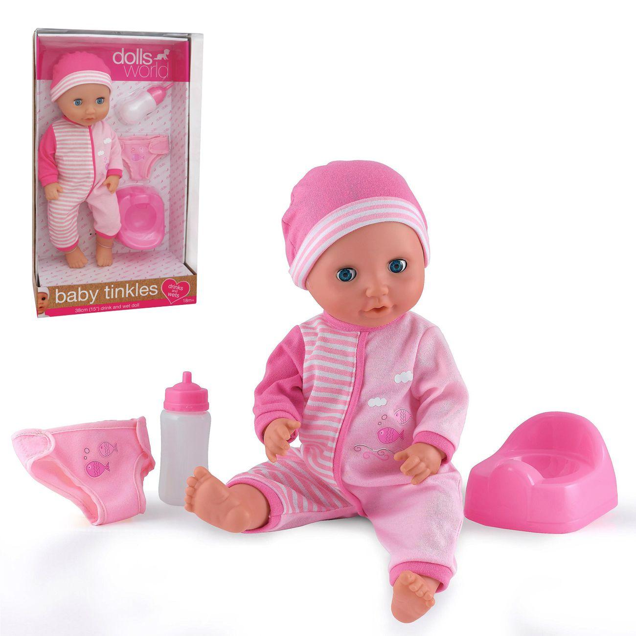 Dojenček set, 38 cm