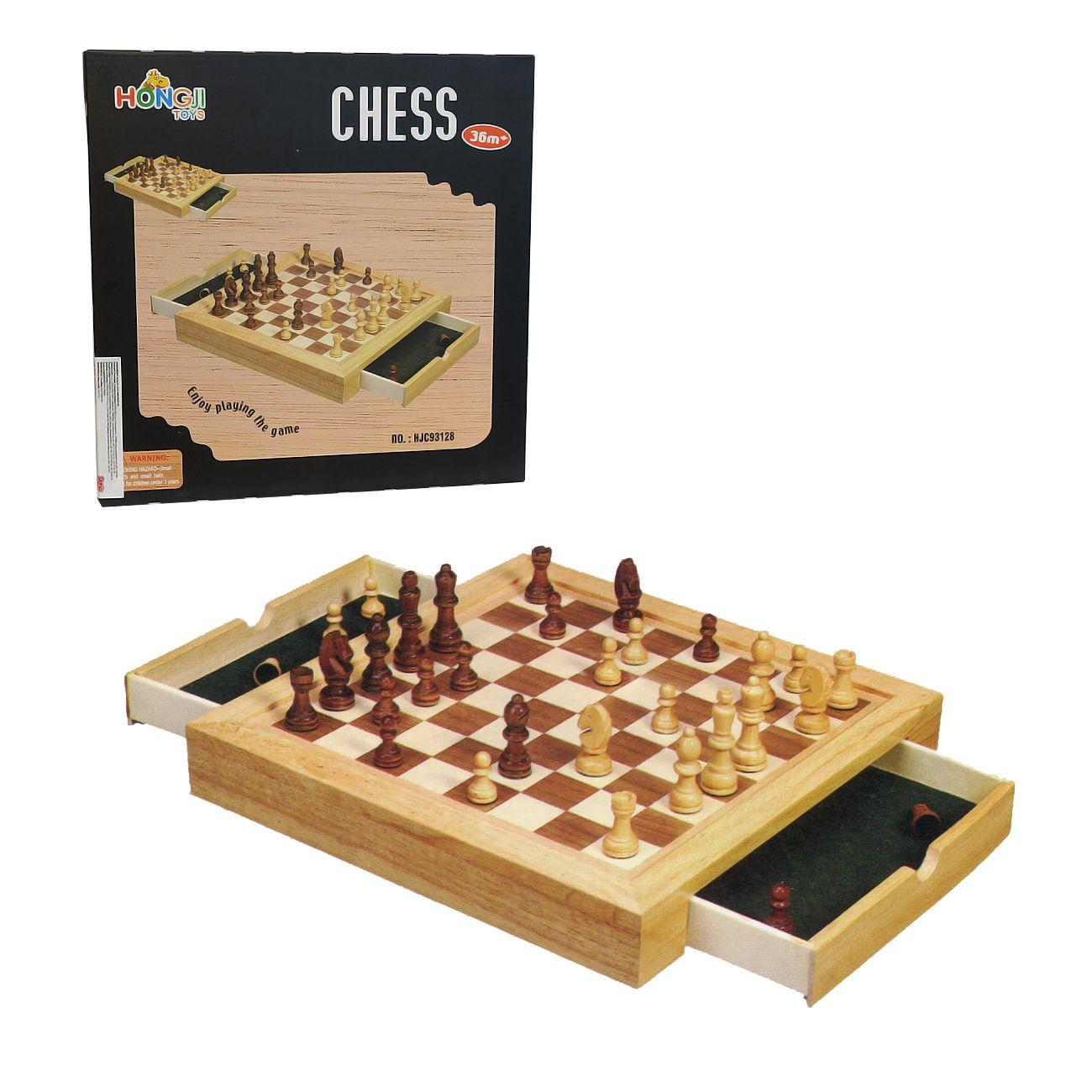 Šah 30x30 cm