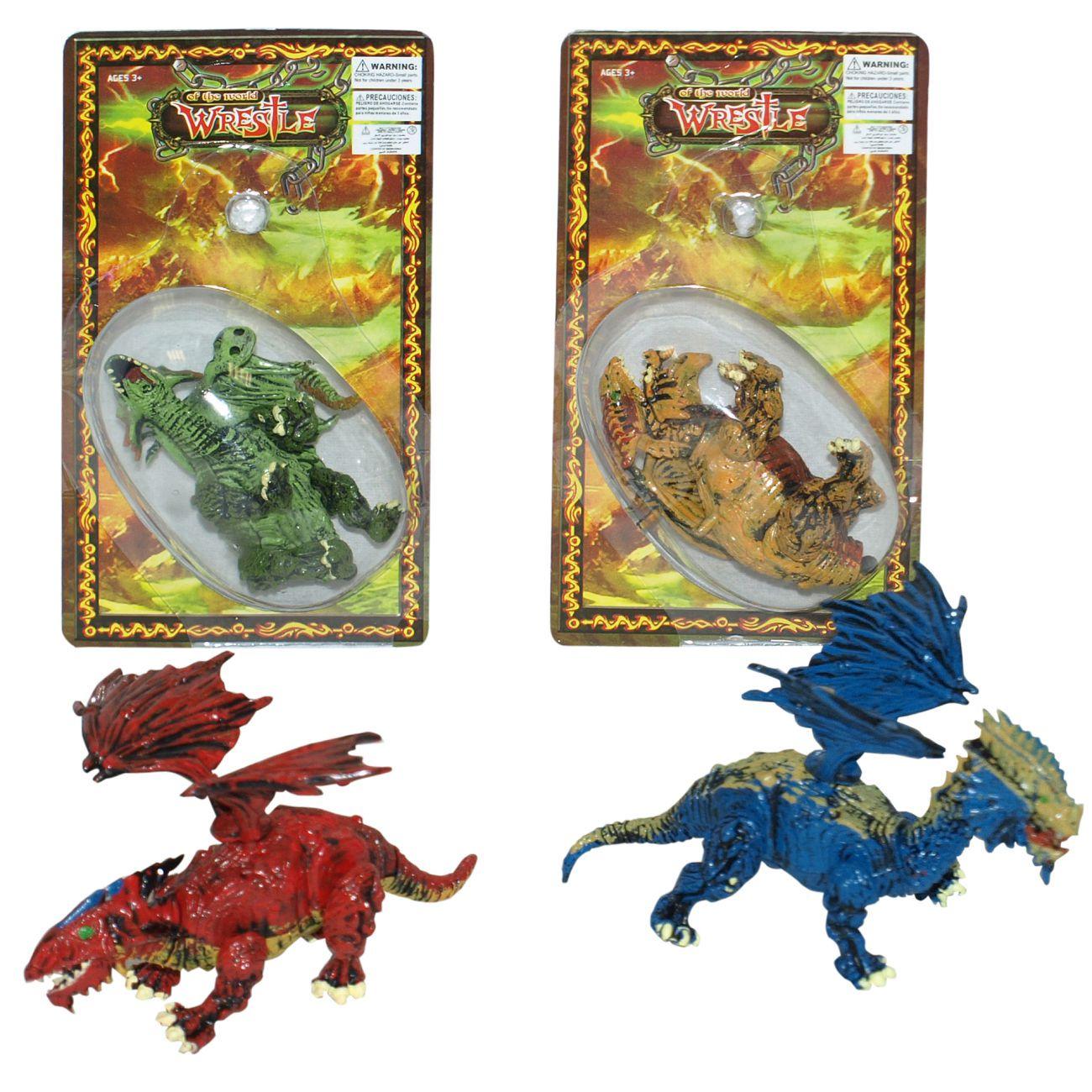 Dinozavri, 10cm sortirano