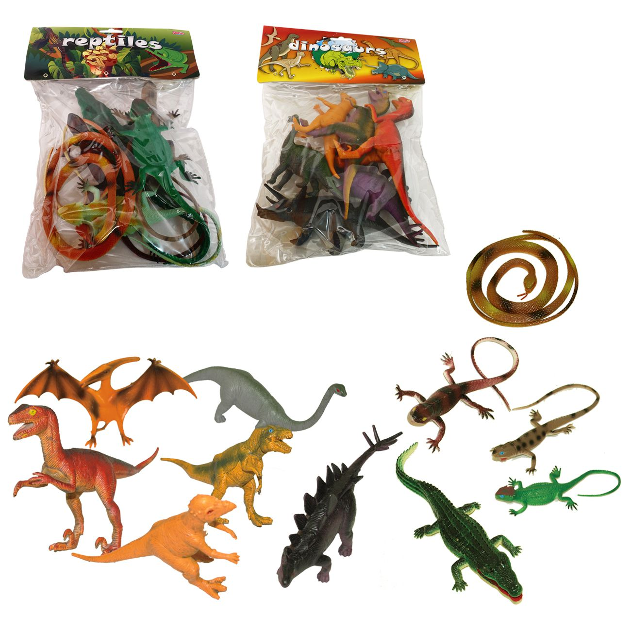 Dinozavri in plazilci