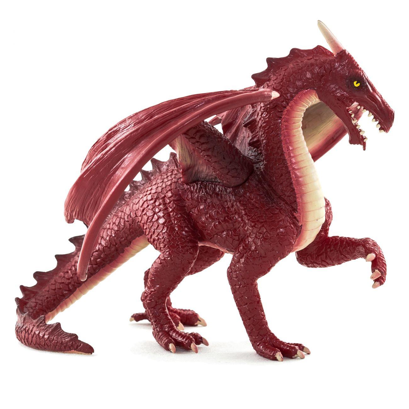 Dinozaver Red Dragon deluxe
