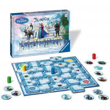 Labirint ledeno kraljestvo