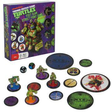 Ulični nemir, Ninja želve