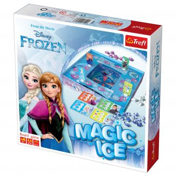 Frozen Magic snow