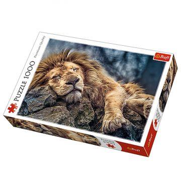 1000 delna sestavljanka Lion