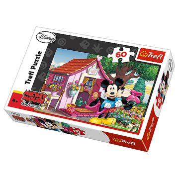 60 delna sestavljanka Mickey a