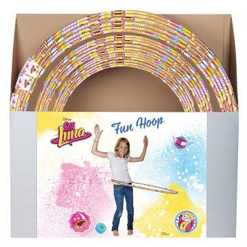 Hula-hop Soy Luna 60,70,80 cm