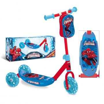 Skiro trikolesnik Spider-Man