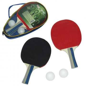Set za namizni tenis, 2 lopar