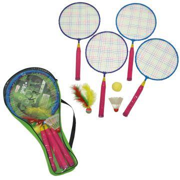 Badminton lopar,4 kos