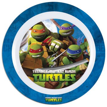 Krožnik Ninja želve