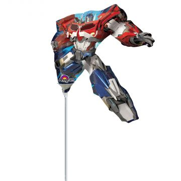 Mini balon Transformers