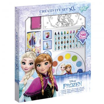 Frozen XL kreativni set