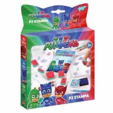PJ Masks Stamp Set