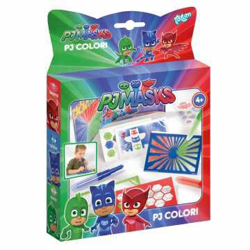 PJ Masks color spraypens