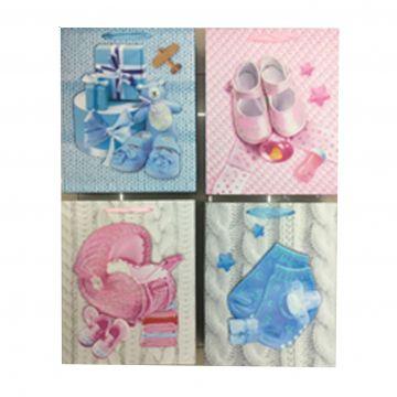 Baby 3D vrečka 32x26x10, 4s