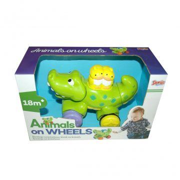 Živali na kolesih