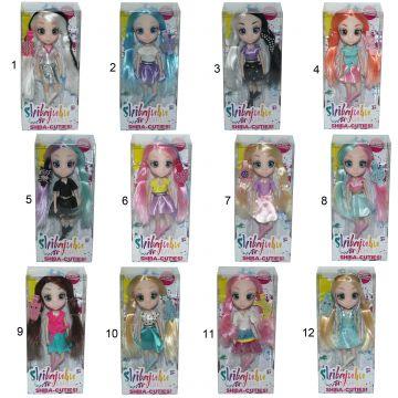 Shibajuku Mini doll 15cm