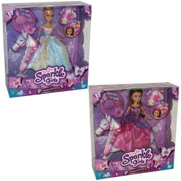 Sparkle Girlz princesa s konj