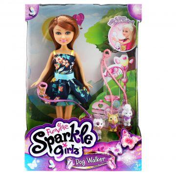 Sparkle Girlz Dog walker