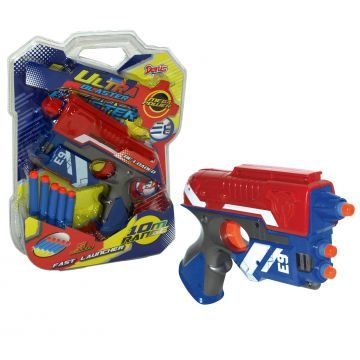 Pištola s penastimi izstrelki