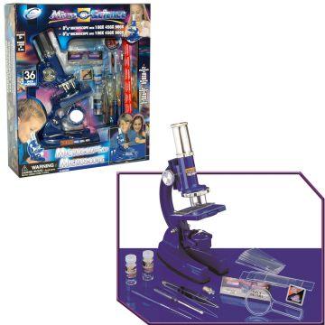 Mikroskop 36 set, bat.