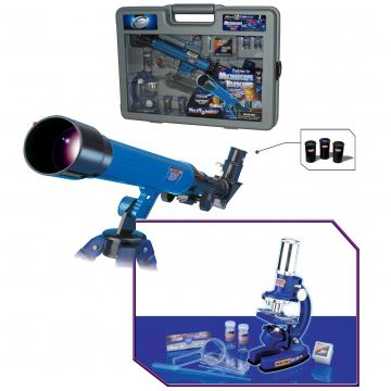 Mikroskop,teleskop,35 kos Del