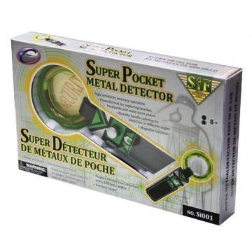 Žepni kovinski detektor