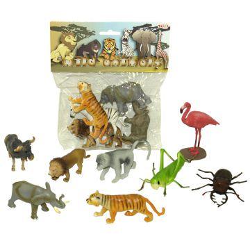 Živali, 3 vrste